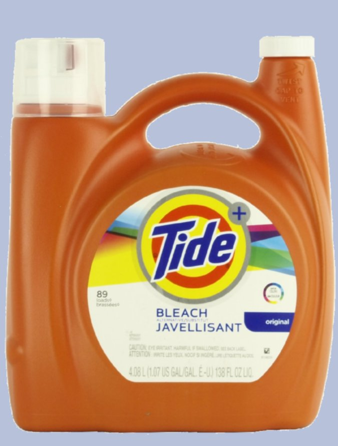 Tide plus BLEACH89